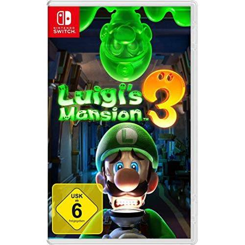 Nintendo - Nintendo Luigi's Mansion 3 - [Nintendo Switch] - Preis vom 23.01.2021 06:00:26 h