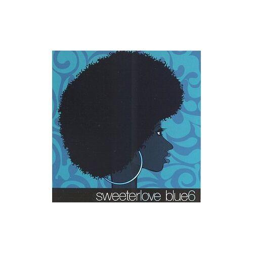 Blue 6 - Sweeter Love Maxi-CD - Preis vom 26.03.2020 05:53:05 h
