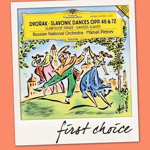 - Slawische Tänze Nr. 1-16 op. 46 + 72 - Preis vom 11.05.2021 04:49:30 h