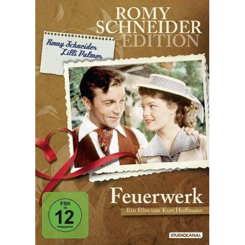 Kurt Hoffmann - Feuerwerk (Romy Schneider Edition) - Preis vom 27.02.2021 06:04:24 h