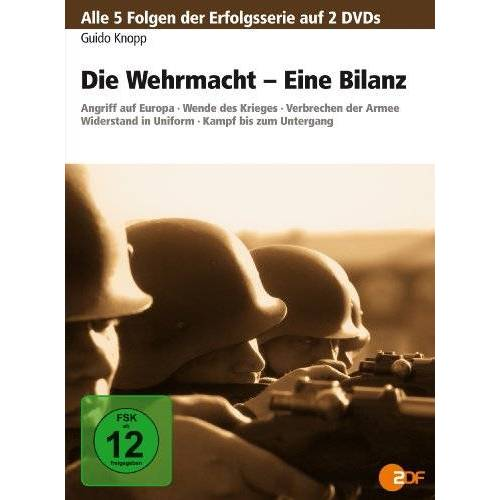 Ingo Helm - Die Wehrmacht - Eine Bilanz [2 DVDs] - Preis vom 16.02.2020 06:01:51 h