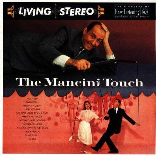 Henry Mancini - The Mancini Touch - Preis vom 11.05.2021 04:49:30 h