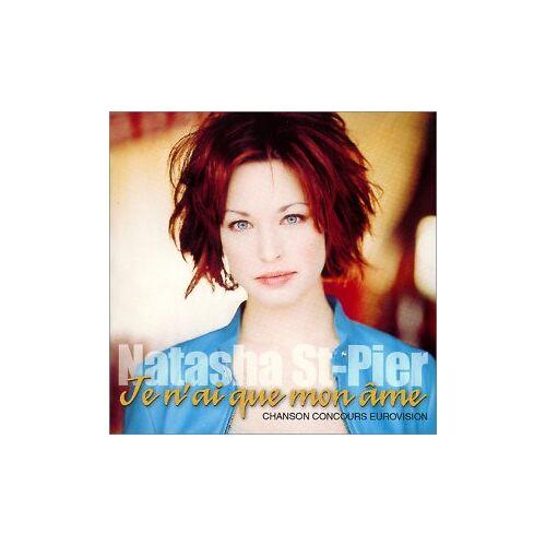 Natasha St-Pier - Je N'ai Que Mon Ame +4 Inedits - Preis vom 14.05.2021 04:51:20 h