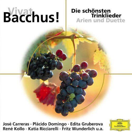 Carreras - Vivat Bacchus! Trinklieder - Preis vom 13.05.2021 04:51:36 h