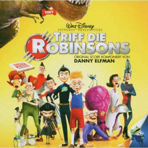 Ost - Triff Die Robinsons - Preis vom 26.03.2020 05:53:05 h