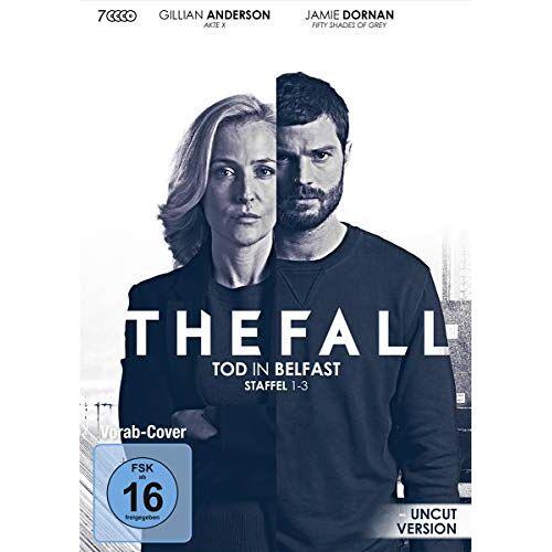 Jakob Verbruggen - The Fall - Tod in Belfast - Staffel 1-3 [7 DVDs] - Preis vom 05.03.2021 05:56:49 h