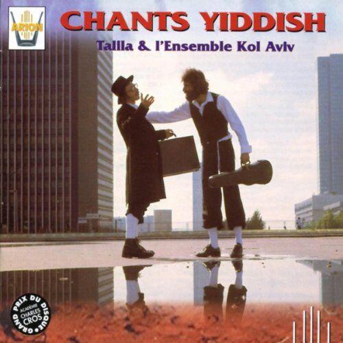 Talila & l Ensemble Kol Aviv - Chants Yiddish - Preis vom 03.04.2020 04:57:06 h