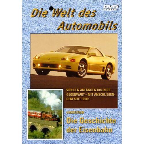 - Die Welt des Automobils/Geschichte d. Eisenbahn - Preis vom 15.08.2019 05:57:41 h