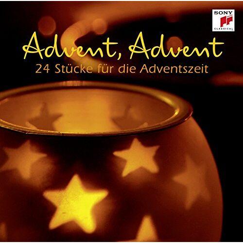 Various - Advent,Advent - 24 Stcke Fr die Adventszeit - Preis vom 12.04.2021 04:50:28 h