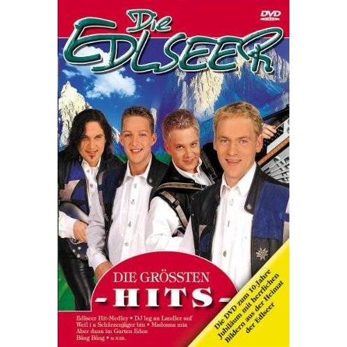 die Edlseer - Edlseer - 10 Jahre: Die größten Hits - Preis vom 10.05.2021 04:48:42 h
