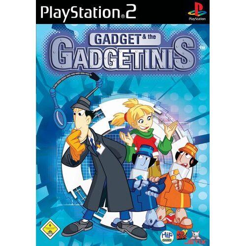 HIP Games - Gadget & The Gadgetinis - Preis vom 18.02.2020 05:58:08 h