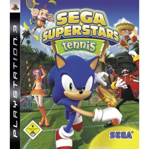 Sega - Sega Superstars Tennis - Preis vom 13.08.2020 04:48:24 h