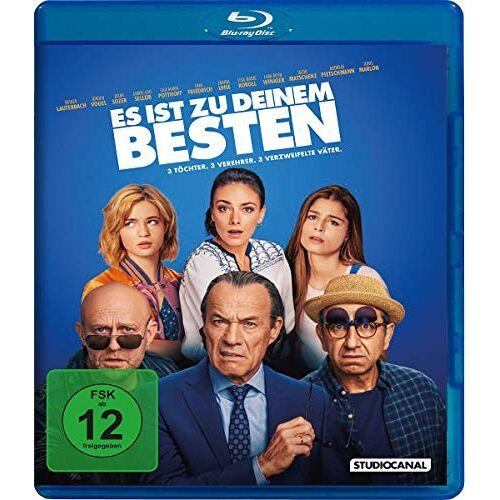 Lauterbach - Es ist zu deinem Besten [Blu-ray] - Preis vom 14.05.2021 04:51:20 h