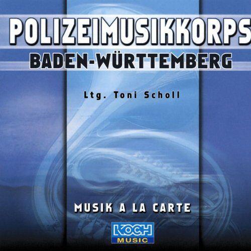 Musikkorps Baden-W?Rttemberg - Musik a la Carte - Preis vom 23.01.2021 06:00:26 h