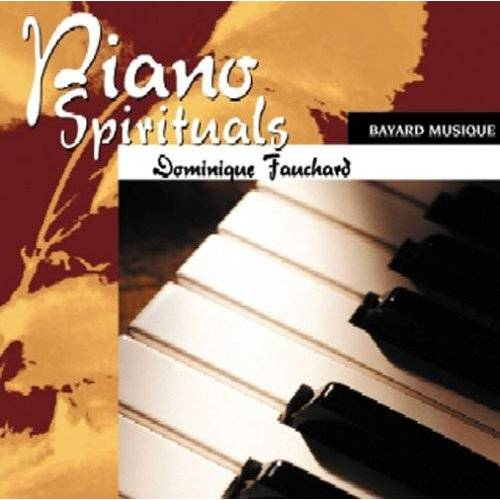 - Piano Spirituals (FR Import) (K7 CD Gr50) - Preis vom 21.01.2021 06:07:38 h