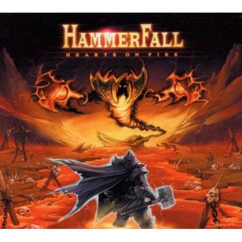 Hammerfall - Hearts on Fire - Preis vom 08.12.2019 05:57:03 h