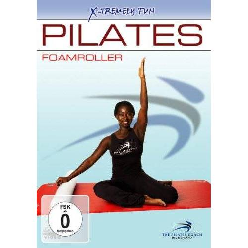 Juliana Afram - Pilates - Foamroller - Preis vom 15.10.2019 05:09:39 h