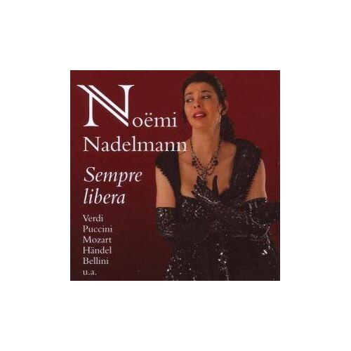 Noemi Nadelmann - Noemi Nadelmann: Sempre Libera - Preis vom 05.09.2020 04:49:05 h