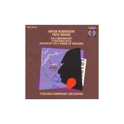 Rubinstein/Reiner/Cs - Rachmaninov:Piano Cto. 2 - Preis vom 23.01.2021 06:00:26 h