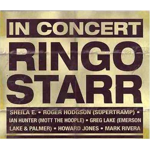 Ringo & His New Allstarr Band - In Concert - Preis vom 18.04.2021 04:52:10 h
