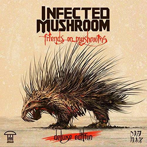 Infected Mushroom - Friends on Mushrooms (Deluxe Edition) - Preis vom 25.02.2021 06:08:03 h