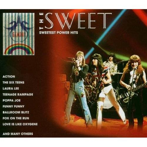 The Sweet - Sweetest Power Hits - Preis vom 26.03.2020 05:53:05 h