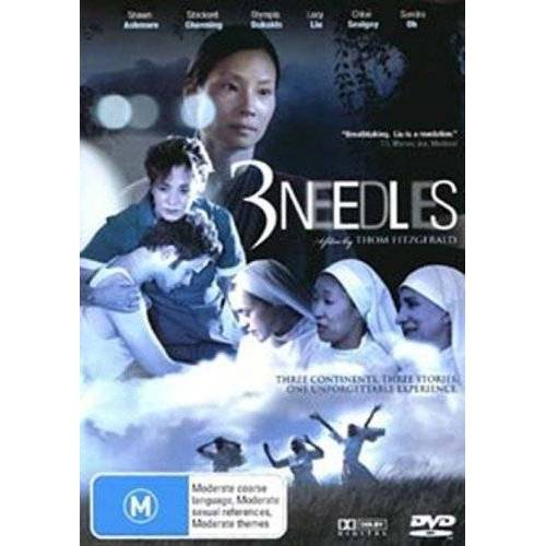 Thom Fitzgerald - 3 Needles ( Three Needles ) [DVD] - Preis vom 06.09.2020 04:54:28 h