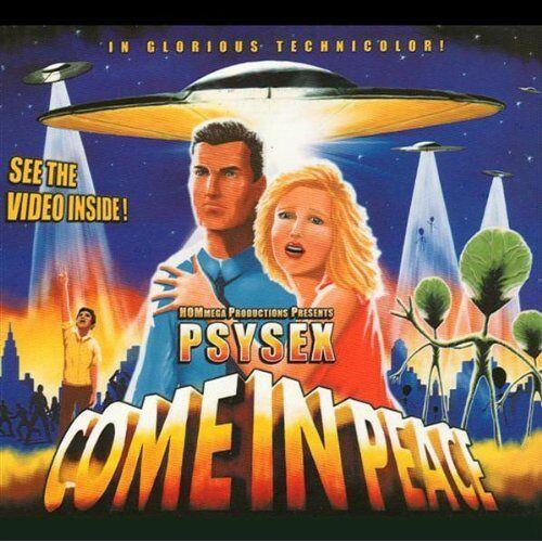 Psysex - Come in Peace - Preis vom 16.04.2021 04:54:32 h