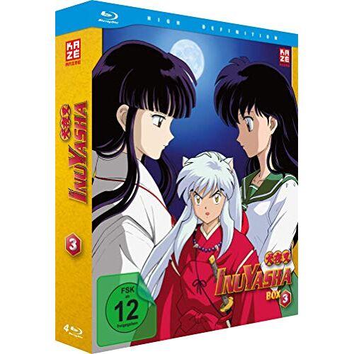 - InuYasha - TV Serie - Vol.3 - [Blu-ray] - Preis vom 17.01.2021 06:05:38 h