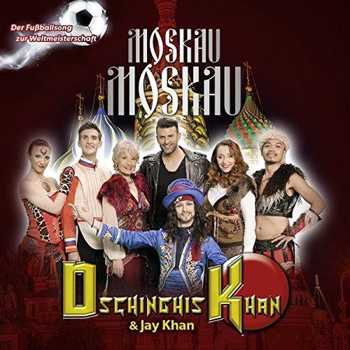 Jay Dschinghis Khan Feat. Khan - Moskau Moskau - Preis vom 05.09.2020 04:49:05 h