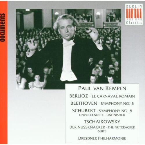 Kempen, Paul Van - Kempen dirigiert die Dresdner Philharmonie - Preis vom 18.04.2021 04:52:10 h