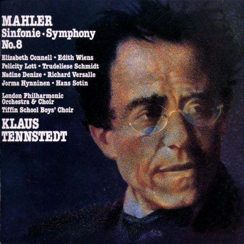 Tennstedt - Sinfonie 8 - Preis vom 25.02.2021 06:08:03 h