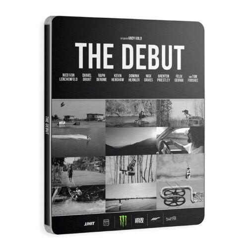 "a film by Andy Kolb ""The Debut"" Nico von Lerchenfeld Daniel Grant - LIQUID FORCE THE DEBUT DVD-BLUERAY MOVIE 2014 - Preis vom 20.04.2021 04:49:58 h"