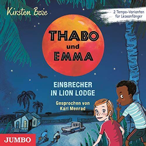 Karl Menrad - Thabo und Emma (3).Einbrecher in Lion Lodge - Preis vom 11.05.2021 04:49:30 h