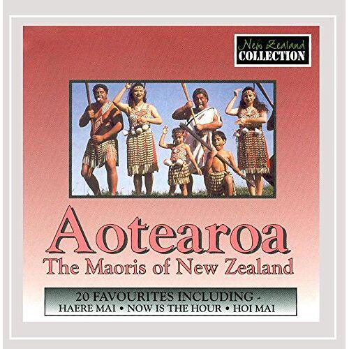Rotorua Maori Singers - Aotearoa - The Maoris of New Zealand - Preis vom 17.01.2021 06:05:38 h
