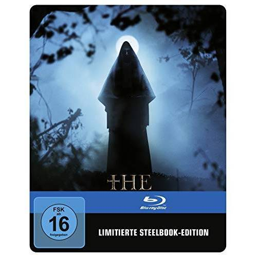 - The Nun Steelbook [Blu-ray] - Preis vom 31.03.2020 04:56:10 h