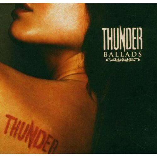 Thunder - Ballads - Preis vom 30.06.2020 04:57:39 h