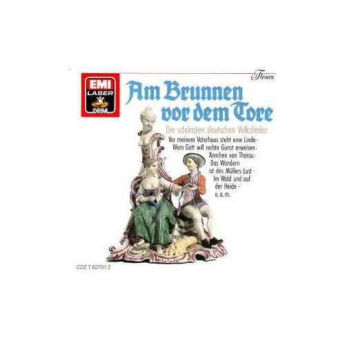- Am Brunnen vor dem Tore - Die schönsten deutschen Volkslieder - Preis vom 22.04.2021 04:50:21 h