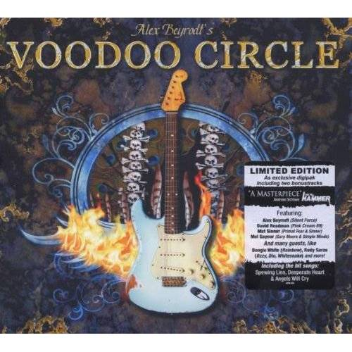 Voodoo Circle - Voodoo Circle (Ltd.ed.) - Preis vom 06.09.2020 04:54:28 h