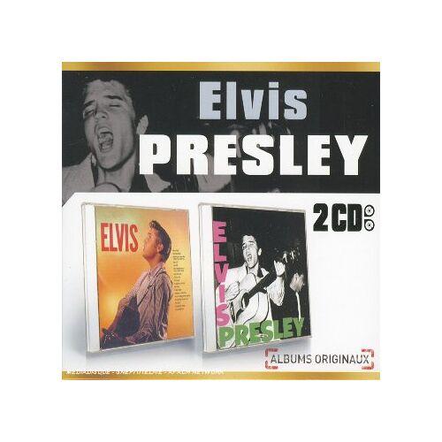 Elvis Presley - Elvis-Elvis Presley - Preis vom 18.04.2021 04:52:10 h