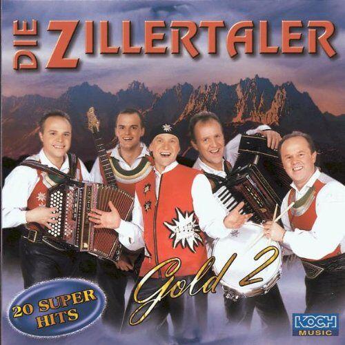 die Zillertaler - Gold 2 - Preis vom 18.02.2020 05:58:08 h