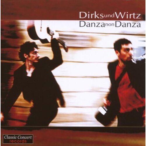 Dirks und Wirtz - Danza Non Danza - Preis vom 09.12.2019 05:59:58 h
