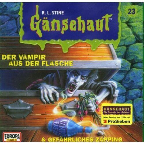 Gänsehaut 23 - Gänsehaut  23-der Vampir aus - Preis vom 25.01.2020 05:58:48 h