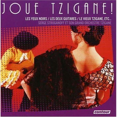 Serge Stroganoff - Joue Tzigane! - Preis vom 09.05.2021 04:52:39 h