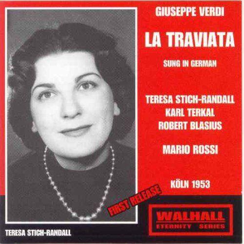 Stich-Randall - La Traviata (auf Dt) Stich-Randall-Terka - Preis vom 14.05.2021 04:51:20 h