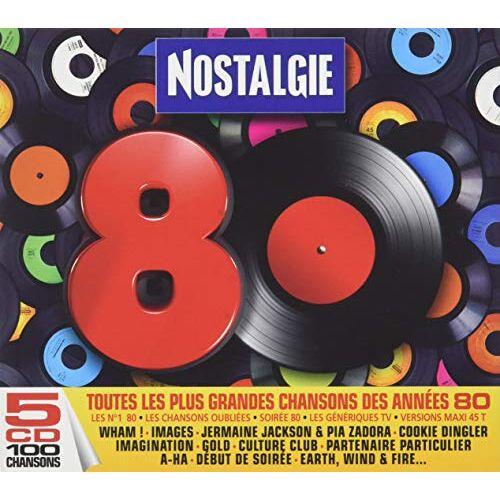 Nostalgie 80 - Preis vom 28.03.2020 05:56:53 h
