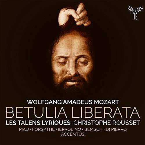 C. Rousset - La Betulia Liberata KV 118 - Preis vom 21.01.2021 06:07:38 h