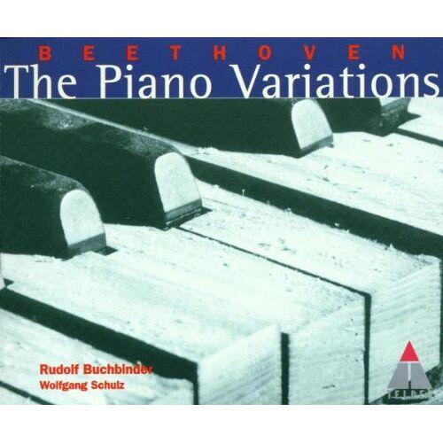 Rudolf Buchbinder - Piano Variations - Preis vom 31.03.2020 04:56:10 h