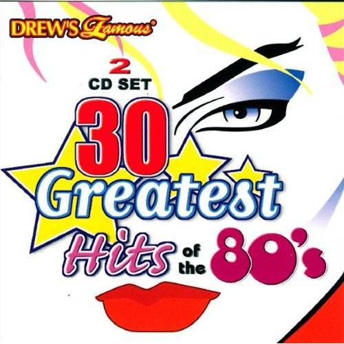 - 30 Greatest Hits Of The 80's (Preformed By The Hit Crew) (2CD) - Preis vom 05.09.2020 04:49:05 h