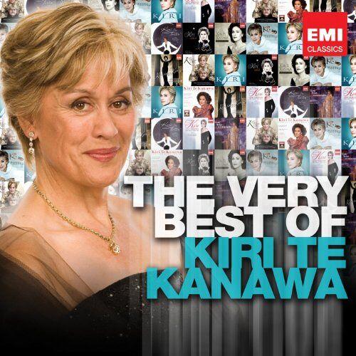 Kiri Te Kanawa - The Very Best of Kiri Tekanawa - Preis vom 23.02.2021 06:05:19 h